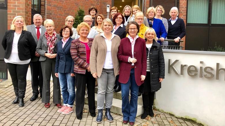 Frauen Union Nordrhein-Westfalen: Handwerk meisterhaft!