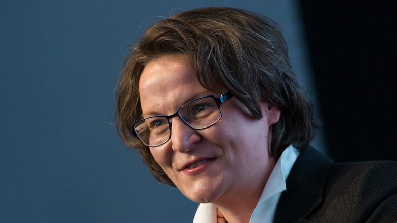 Landesvorsitzende Ina Scharrenbach