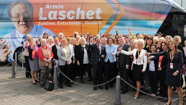 Frauen Union der CDU Nordrhein-Westfalen