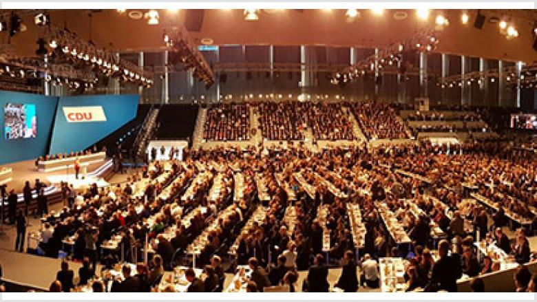 Frauen Union Nordrhein-Westfalen für Angela Merkel