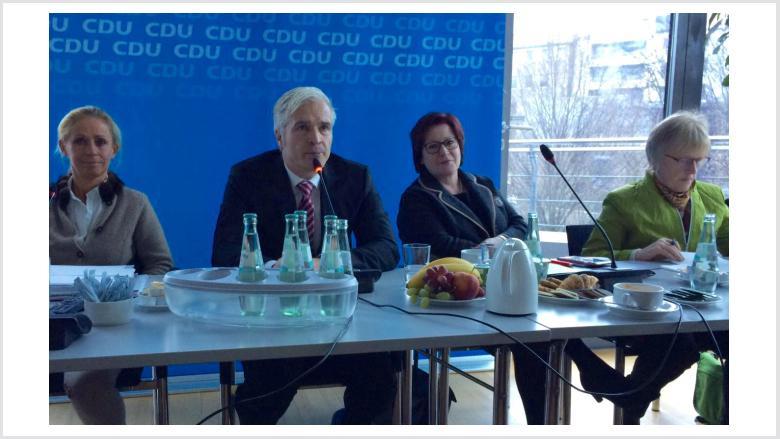 Vorsitzendenkonferenz in Düsseldorf